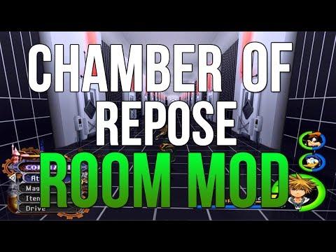 Kingdom Hearts 2 - Chamber Of Repose Exploration Code/Mod