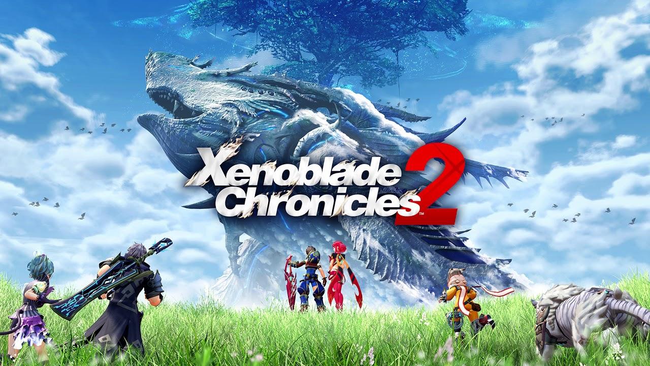 The Abandoned City Xenoblade Chronicles 2 Ost 094 Youtube