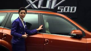 New Age XUV500 Style, Technology & Comfort features   Mahindra XUV 500