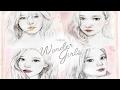 Wonder Girls(원더걸스) 'DRAW ME'(그려줘) Farewell song 공개...고마움 담아 (유빈, 예은, 선미, 혜림, 소희, 선예) [통통영상]
