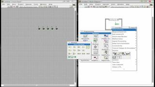 Tutorial # 2 LabVIEW - Estructura Secuencial