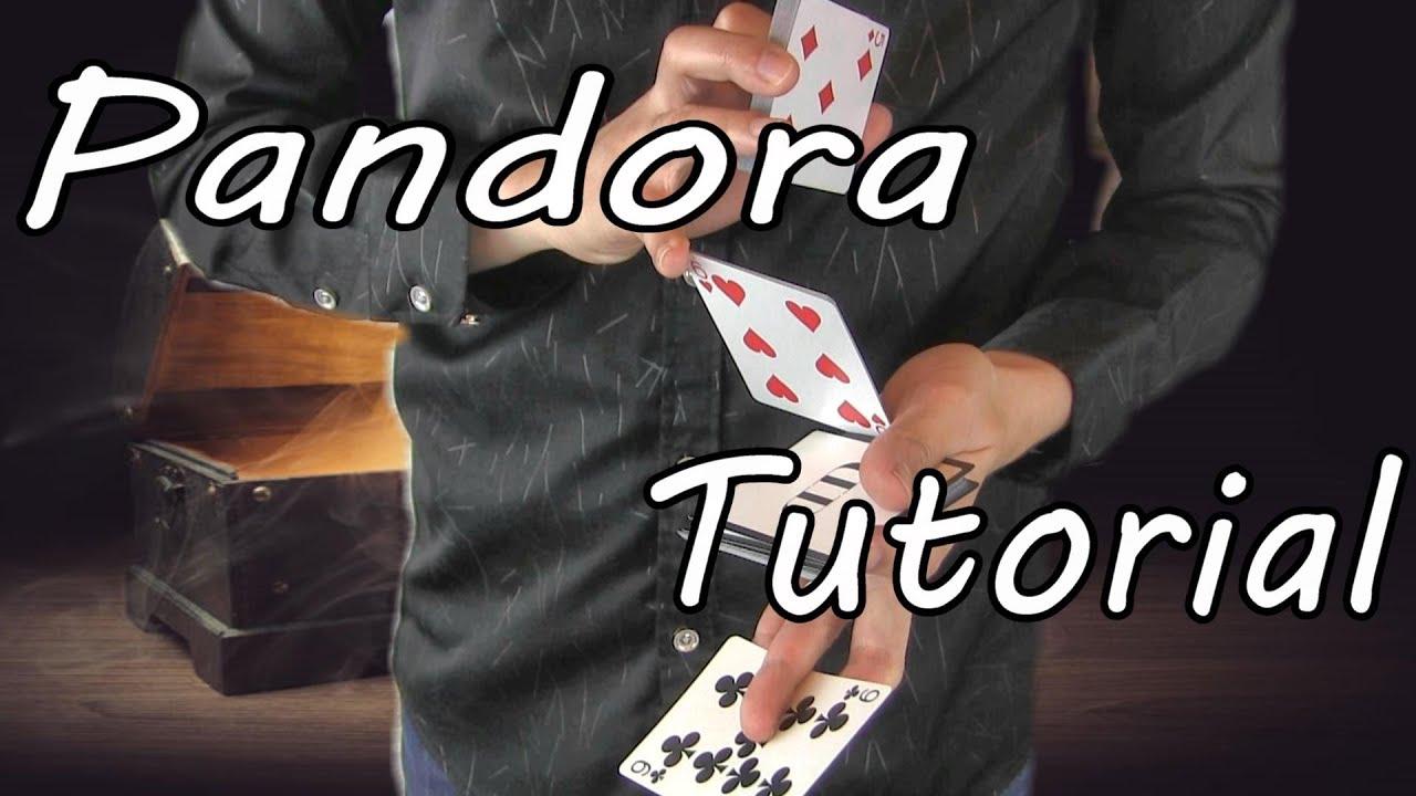 Pandora//Cardistry Tutorial(パンドラ解説)