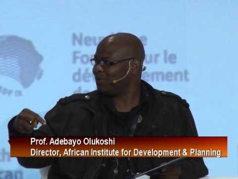 African Development Forum (ADF IX),Morocco 2014