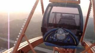 Ferris Wheel ride @ E-DA World (義大遊樂世界) in Taiwan