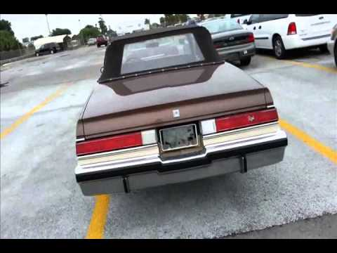 Buick Regal 3 8 Convertible A Clean 92 S600 W140 Mercedes With High Miles