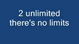 2 unlimited - There