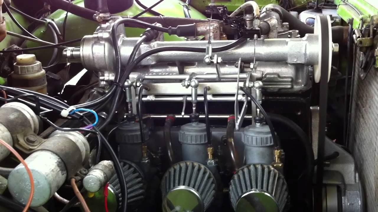 wartburg lotos melkus motor 1100cm 3fach vergaser mit el. Black Bedroom Furniture Sets. Home Design Ideas