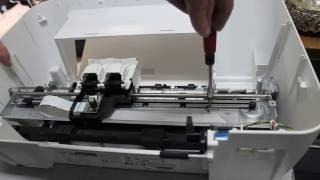 Полная разборка HP DJ 1515(Как полностью разобрать HP DeskJet Ink Advantage 1515., 2016-06-03T11:51:38.000Z)