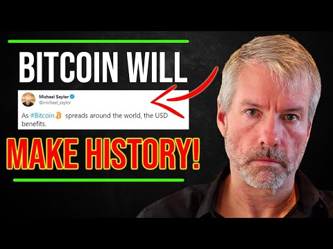 Michael Saylor Believes Bitcoin Will Still Outperform Every Single Assets Class | Bitcoin Prediction