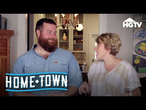Home Town - Get to Know Ben and Erin Napier - HGTV