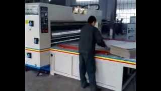 Линии для производства  гофрокоробов SKIF(, 2012-03-05T09:27:13.000Z)