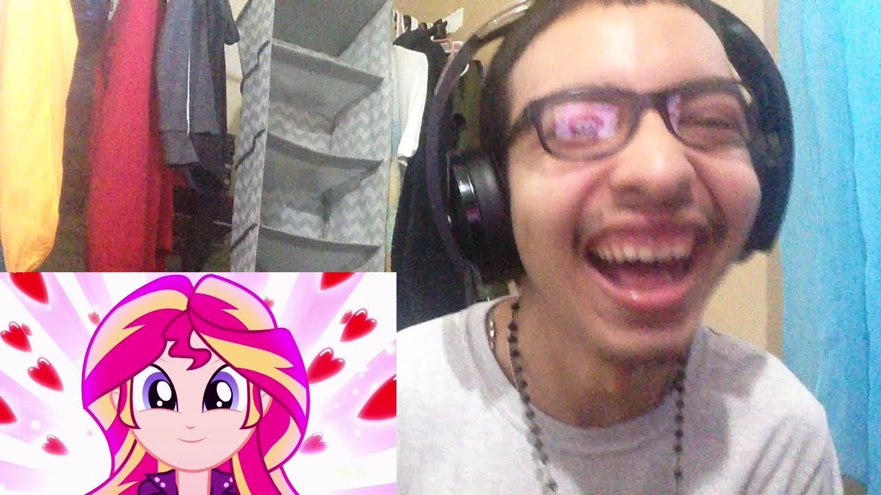 My Little Pony Equestria Girls: Summertime Shorts 7-8 - Reaction