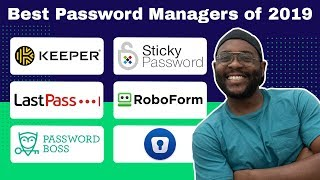 The Best Password Managers of 2019