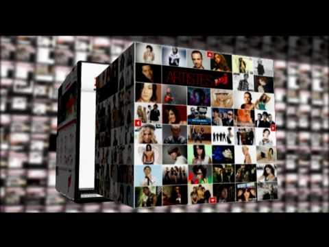 NRJ New Video Website