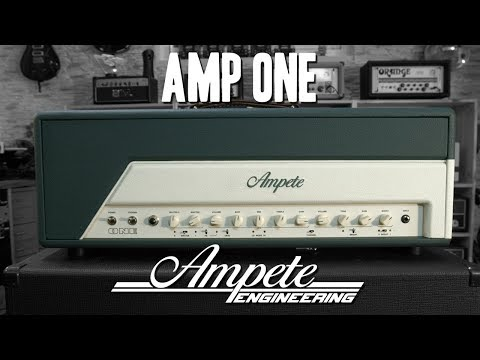 Ampete Amp One - the