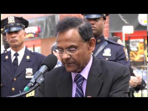 Kalyana Ranashinghe became First American Sri lankan Hero