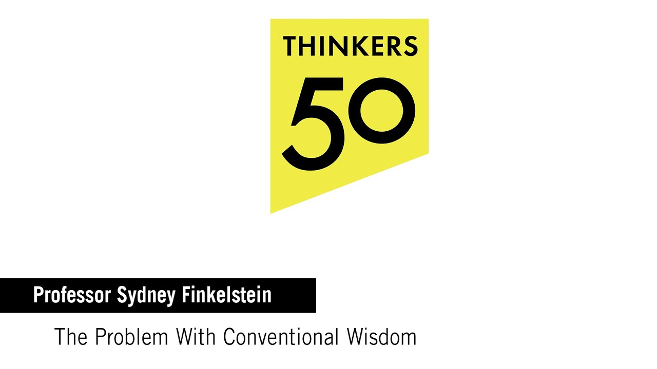 Trouble With Conventional Wisdom Is >> Conventional Wisdom Youtube