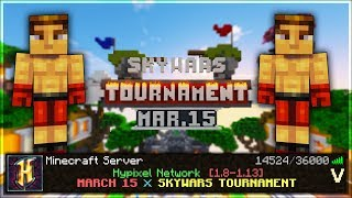 How to Prepare for The Hypixel Skywars Tournament Mar. 15th