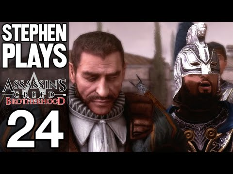 "Assassin's Creed: Brotherhood #24 - ""I'm So French"""