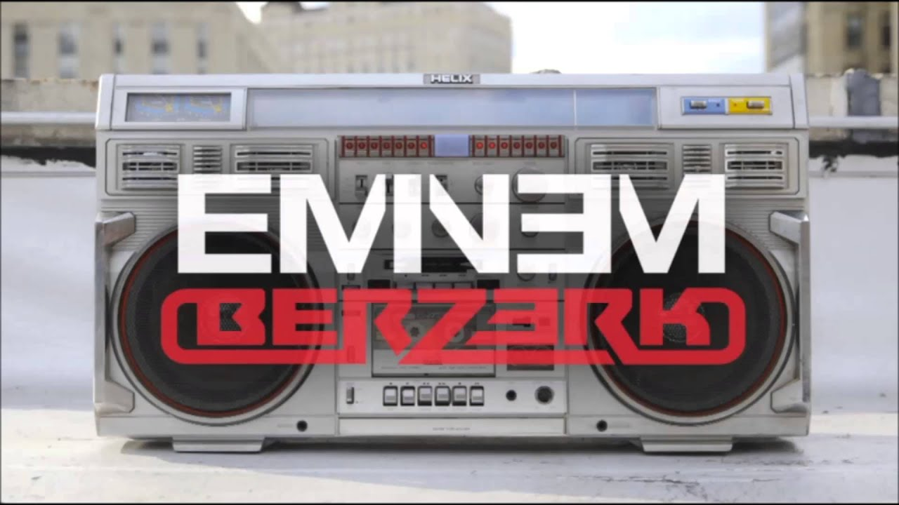Download Eminem - Berzerk Audio [HQ] 1080p