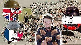Первая мировая война. 1914. Часть 1. Западный фронт