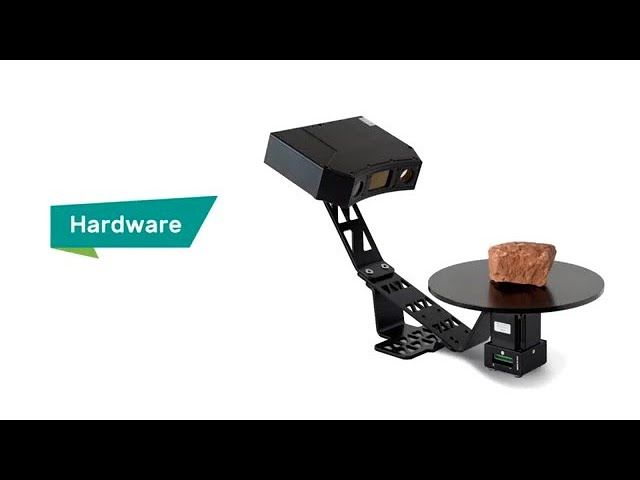 HDI Compact 3D Scanners Serie - Polyga - V-GER