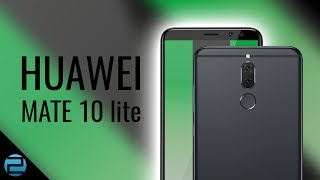 Huawei Mate 10 lite teszt - négy szemmel figyel