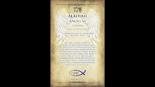 Here is your guardian angel of the day! #ALADIAH