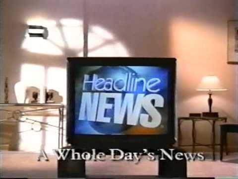 Headline News Promo 1994