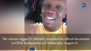 Kriss Darlin says that even if he wins, he will still be a Deejay, to him nobody can stop reggae
