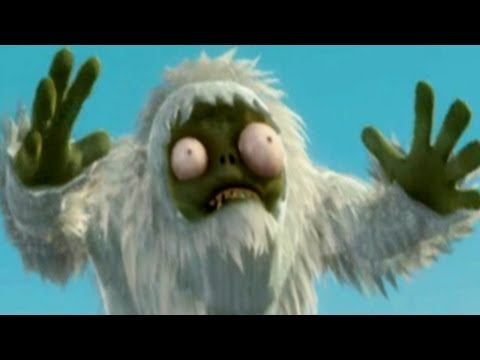 Plants vs. Zombies: Garden Warfare - Super Yeti Final Boss Wave Gameplay