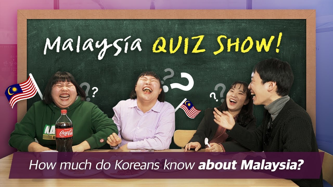 How much do Korean friends know about Malaysia?! | 말레이시아