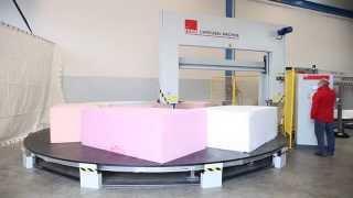 CAROUSEL MACH NE 2014   Automatic Horizontal Machine   FEMA  NDUSTRY