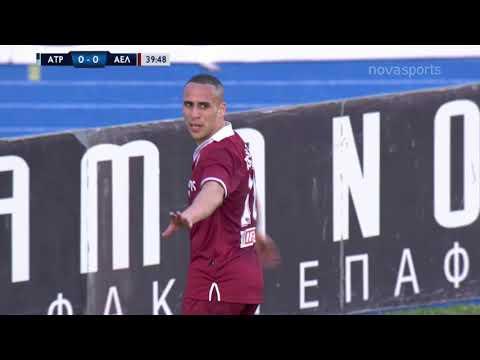 Atromitos AEL Larissa Goals And Highlights