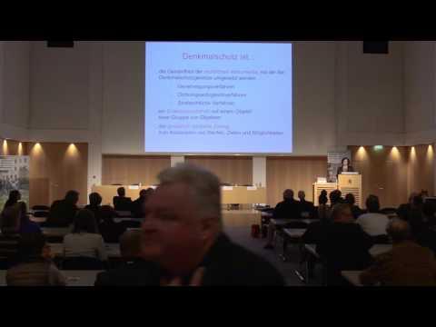 Konflikte In Der Denkmalpflege - Tagung Auf Der