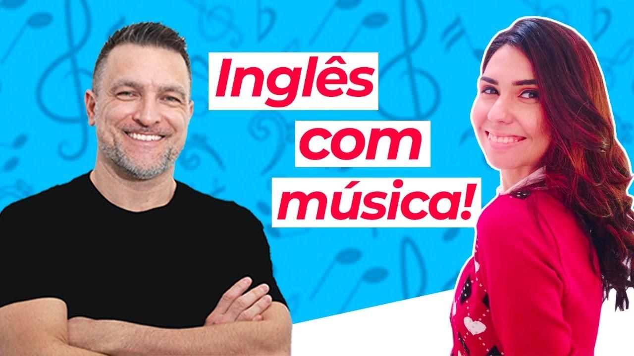 INGLÊS COM MÚSICA   LIVE