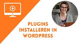 Plugins installeren wordpress