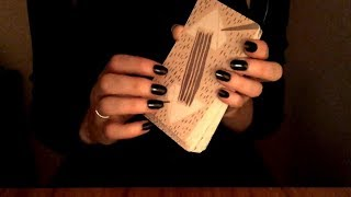 ASMR New Moon Tarot Reading with Oracle Deck - Lo-Fi Soft Spoken