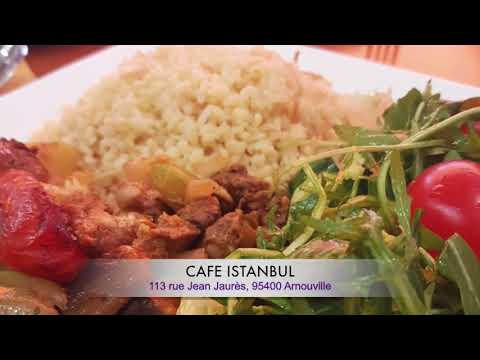 ISTANBUL CAFE - ARNOUVILLE