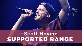 Scott Hoying (Pentatonix) - Supported Range