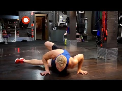 MOVEMENT WORKOUT | My Training Schedule Revealed