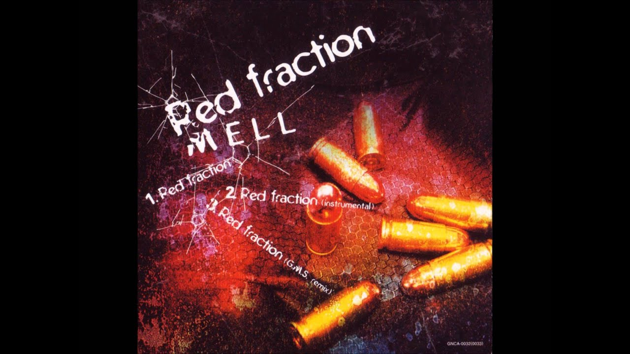 mell red fraction