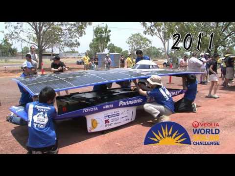 Five Consecutive Wins of Tokai University Solar Car Team