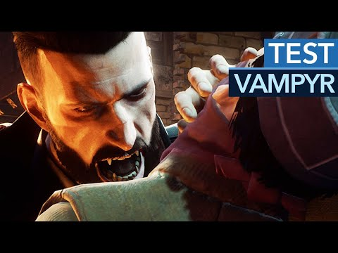 Vampyr im Test