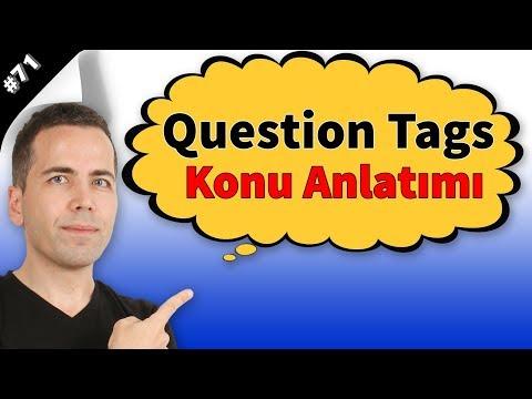 Question Tags Konu Anlatımı #71