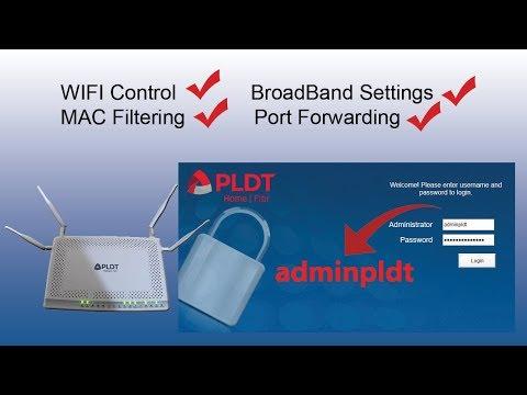 Pldt Home Fibr Port Forwarding 2019