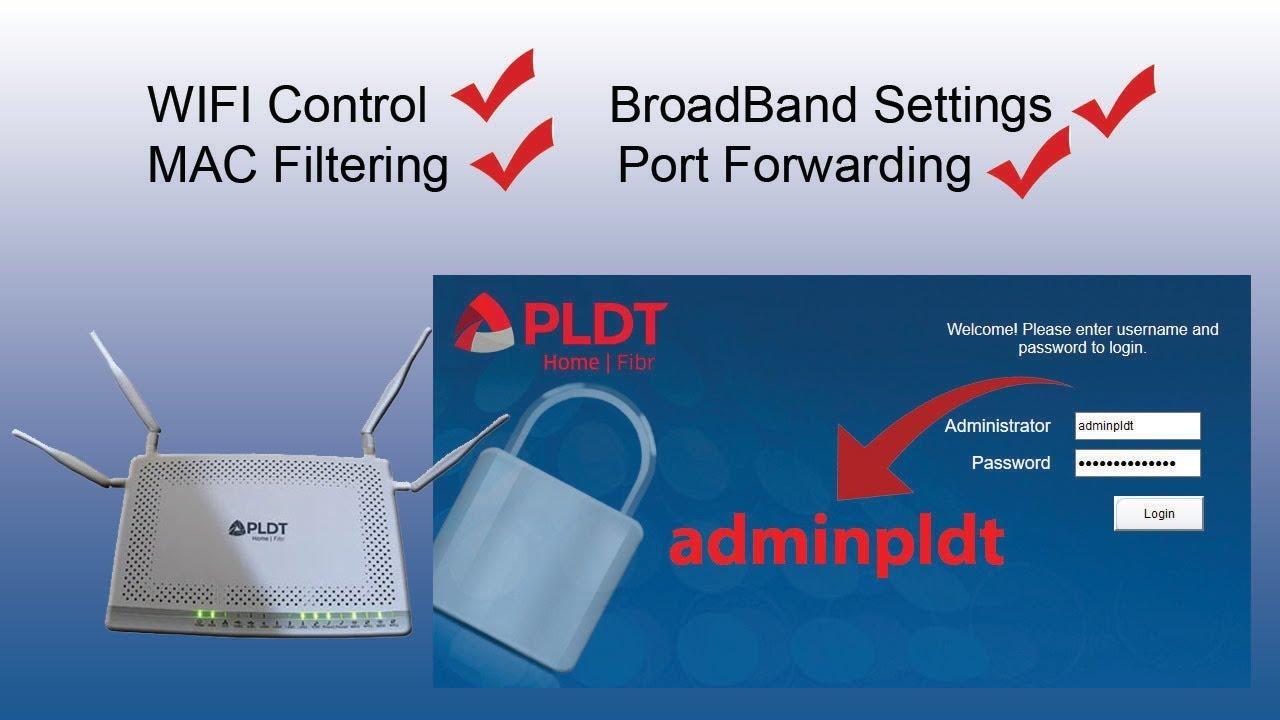 Paano magkaroon ng full admin access sa PLDT Fibr modem? [Eng sub] -  Updated July 2019
