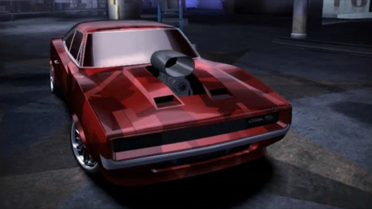 Need For Speed Carbon Tuning Dodge Charger R T Youtube