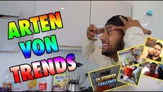 ARTEN VON TRENDS !!