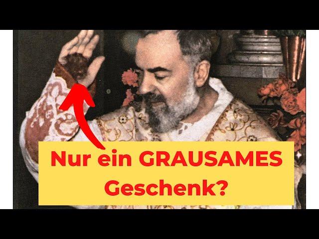 Pater Pio : Stigmata nur ein grausames Geschenk?